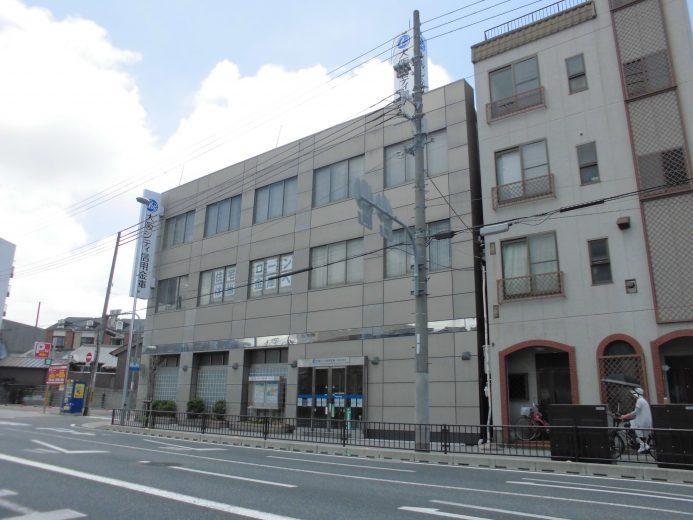 大阪シティ信用金庫平野上町支店(周辺)