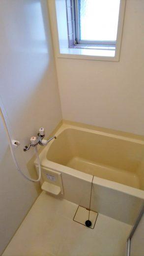 独立したバスルーム(風呂)