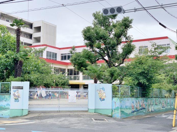 青い鳥学園第二幼稚園(周辺)