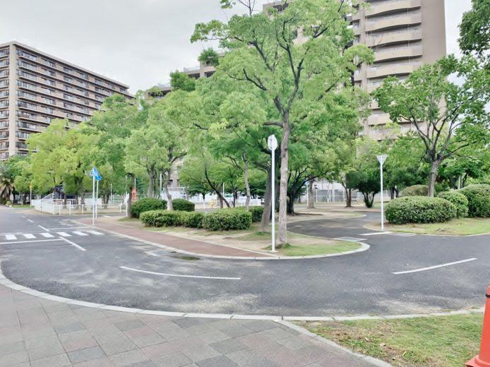 小寄公園 (旧本山交通公園)(周辺)