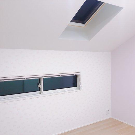2F子供部屋に最適な洋室(子供部屋)
