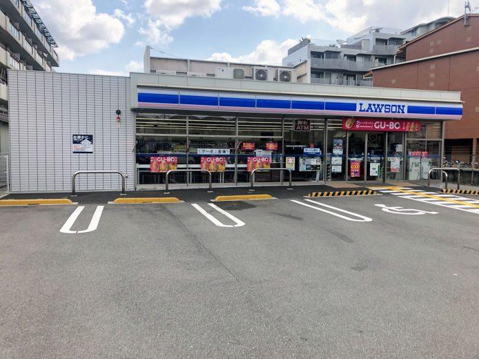 ローソン尼崎常松店(周辺)