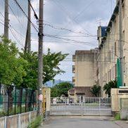 八尾市立亀井中学校(周辺)