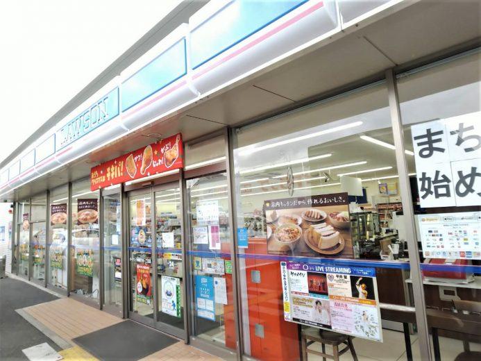 ローソン八尾福万寺一丁目店(周辺)
