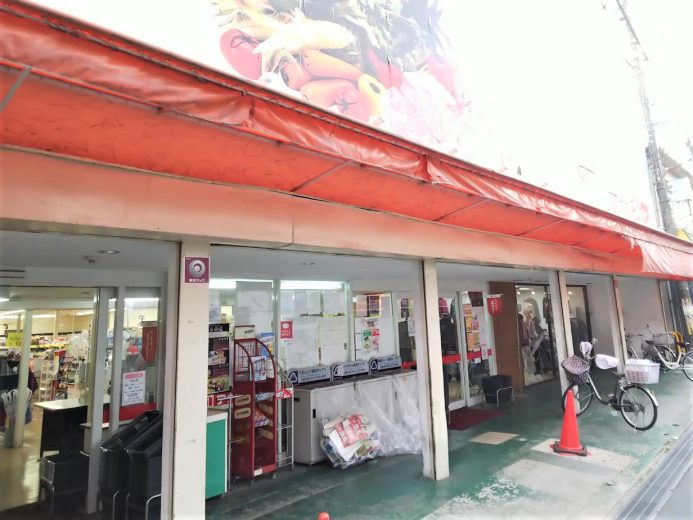 アカシヤ山本店(周辺)
